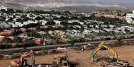 اسرائيل تقر بناء اكثر من 1100 وحدة استيطانية جديدة في الضفة