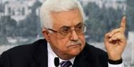 لا خوف على شعبنا الفلسطيني طالما لنا رئيس مسكون بآلامنا ..