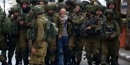 الاحتلال يعتقل 10 مواطنين
