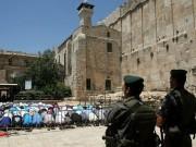 الاحتلال يمنع المواطنين من الصلاة في الحرم الإبراهيمي