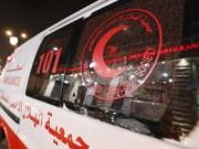وفاة طفلة متأثرة بجروحها بحادث دهس من قبل والدها في الخليل