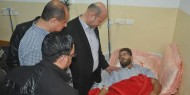 اقليم شمال غزة ينظم حملة تبرع بالدم لصالح مصابي مسيرة العودة