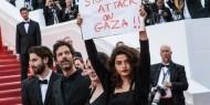 وقفة صمت لنجوم الفن تضامناً مع شهداء غزة