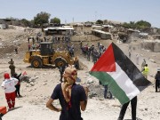 للمرة الـ 145.. الاحتلال يهدم مساكن قرية العراقيب في النقب