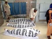 مصرع أكثر من 30 شخصا باصطدام قطارين جنوب باكستان