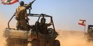الجيش اللبناني يطلق النار على طائرتين مسيرتين إسرائيليتين