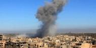 عدوان إسرائيلي على نقطة للجيش السوري بريف القنيطرة