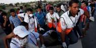 """شهيدان و46 إصابة برصاص الاحتلال بتظاهرة قرب """"إيرز"""""""