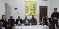 الدائرة الاجتماعية لحركة فتح في المحافظات الجنوبية تبدأ فعاليات التحضير لذكرى الانطلاقة ال54