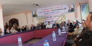 حركة فتح اقليم رفح تواصل استعداداتها لإحياء الذكرى ٥٤ الانطلاقة المارد الفتحاوي
