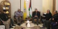 قوى وطنية وإسلامية تلتقي بقيادة حركة فتح في غزة