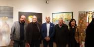 """""""بلا حدّ"""": معرض لـ23 تشكيليا فلسطينيا يفكك مفهوم الحدود"""