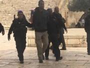 الاحتلال يعتقل مواطنا ويغلق مخبزا في البلدة القديمة بالقدس