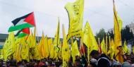 جنين: فتح توقد شعلة الانطلاقة وتزيح الستار عن نصب تذكاري لشهداء جبع
