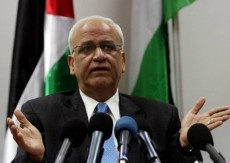 عريقات: لا حل دون قيام دولة فلسطينية وعاصمتها القدس الشرقية