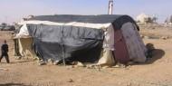 الاحتلال يستولي على خيمة سكنية جنوب الخليل