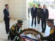 الرئيس التشيلي يصل رام الله
