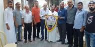 حركة فتح اقليم الشرقية  تنظم سلسلة زيارات لحجاج المكرمة من ذوي الشهداء