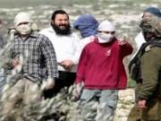 مستوطنون يقتحمون منطقة عين أيوب في راس كركر