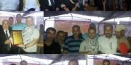 فتح تقيم مهرجان تكريم للاسير المحرر والقائد حسن علي النجار والمفرج عنه من سجون الاحتلال