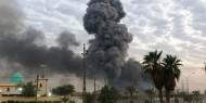 استهداف قاعدة عسكرية في العراق