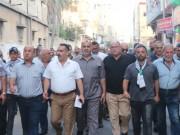"""حركة فتح تقدم واجب العزاء لعائلة """" أبو سرية """""""