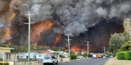 الحرائق تلتهم غابات شرق أستراليا وتعثّر السيطرة عليها