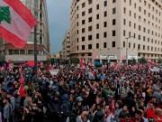 إصابة 47 من قوات الأمن اللبنانية وتوقيف 59 مشتبها به في أعمال عنف