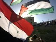 وفد من منظمة التحرير يلتقي نائب وزير الخارجية السوري