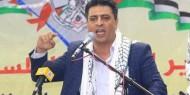نصر: خروج جماهير شعبنا التفاف حول الرئيس ورسالة للمتآمرين على القضية الفلسطينية