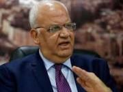 عريقات: اعتقال أبو العسل لن يثنينا عن رفض تصفية القضية الفلسطينية