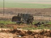 الاحتلال يتوغل شرق خان يونس ويجرف أراضي زراعية