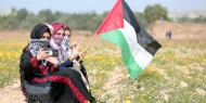 المرأة الفلسطينية في أرقام