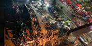 مقتل 8 أشخاص وإصابة 5 آخرين بانفجار صهريج وقود في الصين