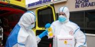 44 وفاة و7589 إصابة بفيروس كورونا في إسرائيل
