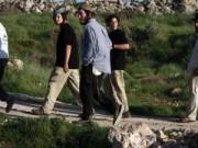 مستوطنون يعتدون على مواطنين ويحرقون مركبتين في الأغوار