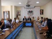 نقابة الصحفيين الفلسطينين بغزة  تنظم ندوة بعنوان  المسئوليّة الأخلاقيّة والوطنيّة في تعزيز دور الشباب في المجتمع خلال  الأزمات.
