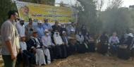 فتح إقليم الشرقية تنظم يوم عمل تطوعي لقطف الزيتون