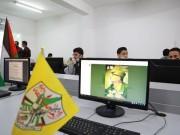 """مفوضية الإعلام تستكمل فعالياتها وتطلق حملة الكترونية """" مسيرة الوفاء"""" من جامعة الأزهر في غزة"""
