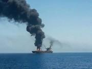 بلينكن يتفق مع لابيد على العمل مع شركاء دوليين للتحقيق في الهجوم على السفينة الإسرائيلية