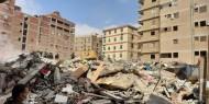 القاهرة: 8 وفيات و29 مصابا على الأقل في انهيار عقار جسر السويس
