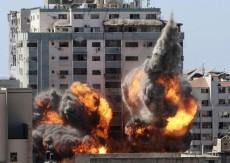 ارتفاع حصيلة العدوان الإسرائيلي في القطاع إلى 145 شهيدا بينهم 41 طفلا وإصابة 1100