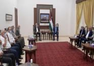 """أمناء سر أقاليم """"فتح"""": الاجتماع مع الرئيس كان نوعيا ومهما وتناول مختلف القضايا"""
