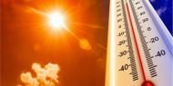 ارتفاع ملحوظ على درجات الحرارة حتى الخميس