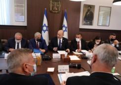 موازنة خاصة للاستيطان... الحكومة الإسرائيلية تصادق على الميزانية
